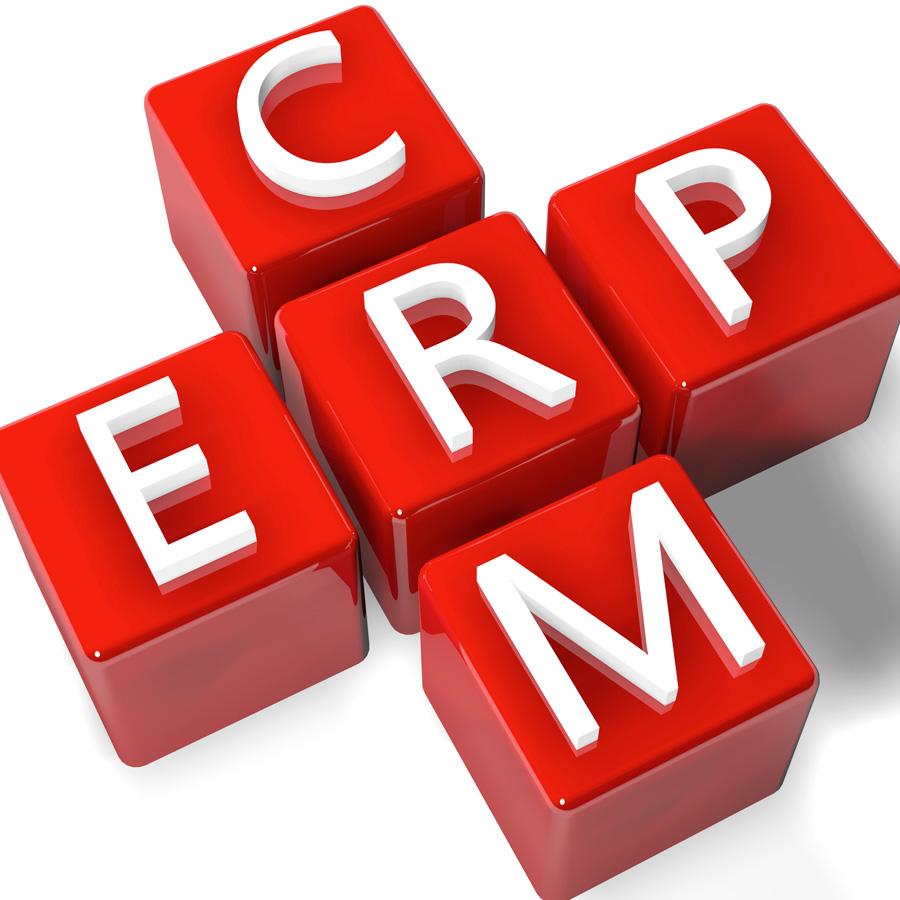 Aplicaciones Comerciales y a Medida (ERP y CRM)